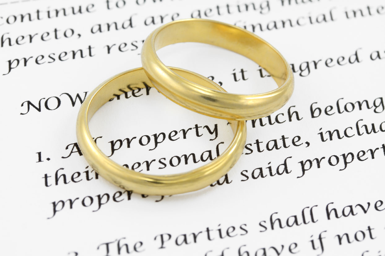Post Nuptial Agreements In New Jersey Monmouth County Divorce